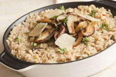 Rice cooker risotto won't be exactly like a painstakingly stirred risotto; but it's still so good that you'll marvel at it.