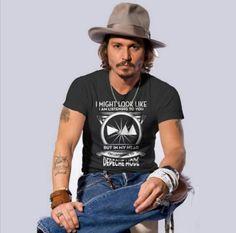 Depeche mode #shirt #JohnnyDepp