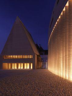 National Parliament Liechtenstein, Hansjoerg Goeritz Architekturstudio
