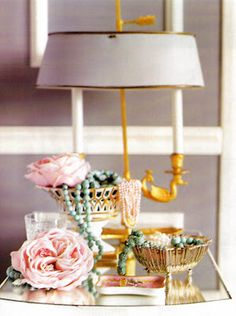 The Philosophy of Interior DesignThe Bouillotte Lamp