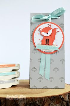 The Stamping Blok: Stamp Review Crew | Foxy Friends