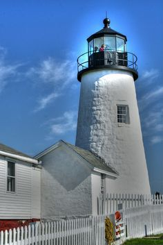 Pemaquid Point Lighthouse, Bristol Maine   ..rh