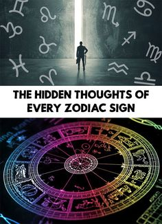 You are aware of the way the astrological sign affects people? Find out The Hidden Thoughts Of Every Zodiac Sign! What sign are you?