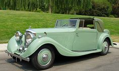 1937 Bentley Gurney Nutting Sedanca Coupe Maintenance/restoration of old/vintage vehicles: the material for new cogs/casters/gears/pads could be cast polyamide which I (Cast polyamide) can produce. My contact: tatjana.alic@windowslive.com