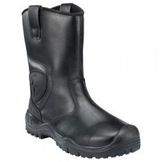 Sicherheitsstiefel S3 Lascar MASCOT®Footwear schwarz