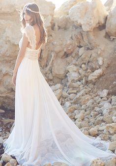 Anna Campbell Wedding Dresses 2016 coco