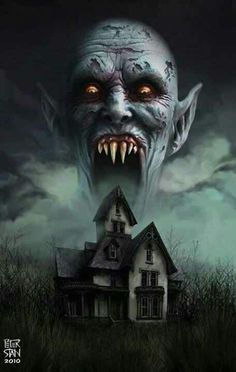 Salem's Lot By Stephen King - scariest Book I ever read.