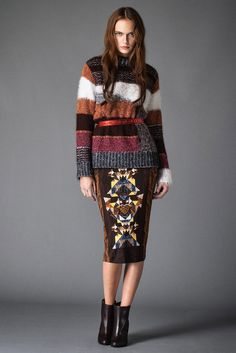 Just Cavalli Pre-Fall 2015 Collection Photos