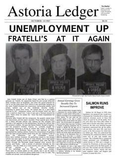 Goonies- Fratellis At It Again!
