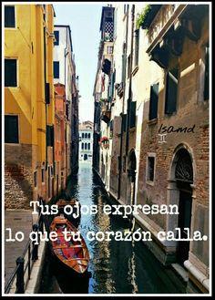 Tus ojos expresan lo que tu corazón calla.#quiendicenoalamor