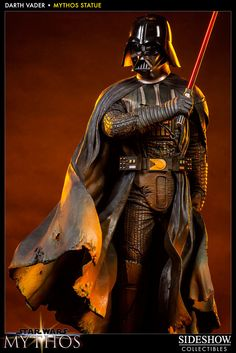 Estatua Star Wars. Darth Vader, 53 cms. Serie Mythos. Sideshow Collectibles