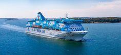 Saaristoristeily Turusta - Tallink & Silja Line