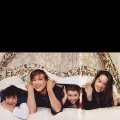Skandar,William,Georgie,Anna