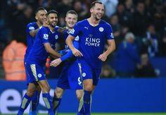 Ranieri: Mahrez and Vardy are 'unbelievable'