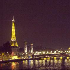 Le Tour d'Eiffel