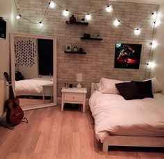 6 Timely Tips AND Tricks: Minimalist Decor Bedroom Shelves minimalist bedroom decor pallet beds.Minimalist Bedroom Ideas Nooks minimalist home design layout. Dream Rooms, Dream Bedroom, Home Bedroom, Modern Bedroom, Bedroom Furniture, Furniture Decor, Girls Bedroom, Room Decor Bedroom, Bedroom In Attic