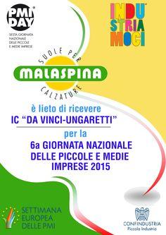 Locandina Malaspina PMI Day 2015