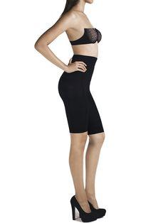 Bermuda Taille haute #lingerie #DIM #automne/hiver #lebloglingerie #lebloglingerie.com