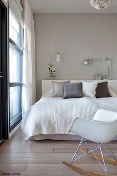Menos es mas, un dormitorio en colores neutros - Boho Deco Chic
