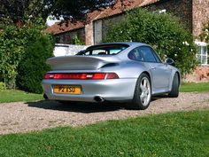1996 Porsche 911 993 Turbo X50 - Silverstone Auctions