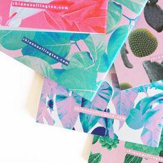 ART PRINTS AND NOTE PADS – Rhianna Ellington