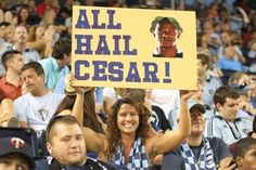 All Hail Ceasr!  Awesome!!!