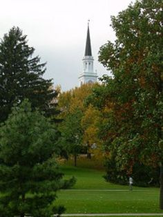 25 Top Ranking New England Colleges and Universities: Middlebury College