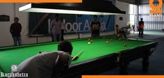 Some spellbinding tactics were exhibited by the talented participants in this interesting series of snooker.