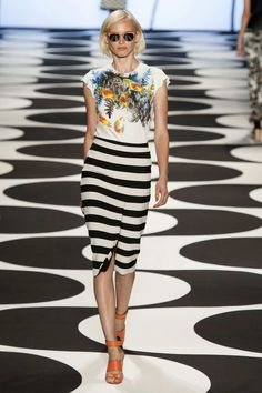 Spring 2015 RTW - NICOLE MILLER COLLECTION