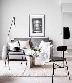 So simple, so perfect styling by @greydeco.se photo by @fotografanders #interior