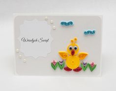 easter quilling exchange - Paper Paradise