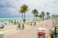 Hollywood Beach, FL   Nominated for Best Florida Beach in the 10Best Readers' Choice Awards. Vote for your favorite!