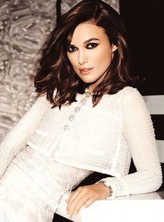 Keira Knightley for Chanel Coco Mademoiselle 2014 Campaign