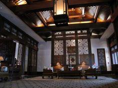 jaya ibrahim-北京安缦颐和酒店CAD施工图纸概念方案实景照片_酒店空间