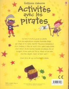 activité sur les pirates en maternelle - Recherche Google