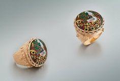 Rings – Dream – a unique product by xatuna on DaWanda