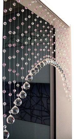 glass bead curtain