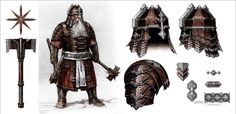 View the Mod DB LordDainOfIronHills image Balin Heavy Regal Armor Details