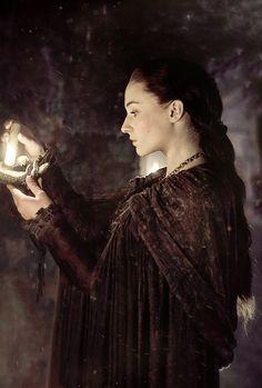 "stormbornvalkyrie:    ♕ Sansa | Game of Thrones 5.04 ""Sons of the Harpy"" {x}"