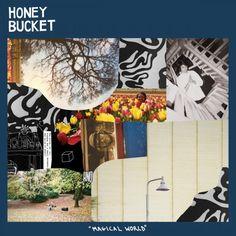 #Portland trio Honey Bucket offer their upcoming album to be streamed in full.    #newmusic #music #stream #rockmusic #rock #coverart