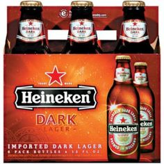 I'm learning all about Heineken Special Dark Lager at @Influenster!