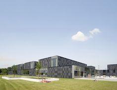 Maastricht Geusseltbad (Slangen + Koenis Architecten)