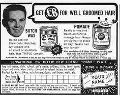 Butch Wax