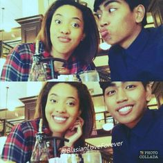 Congratulations to the Cute Couple of the Week!  → Asian Men & Black Women Dating