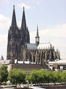 Cologne, Germany- Cathedral