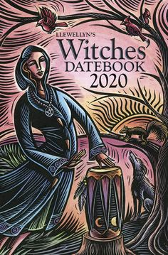 Agenda 2016 de las brujas | Calendario, Agendas y Brujas