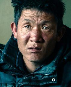 The worried face of Tibet