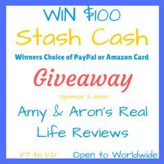 $100 Stash Cash Giveaway Ends 1/21 | Michigan Saving and More http://www.michigansavingandmore.com/100-stash-cash-giveaway-ends-121/