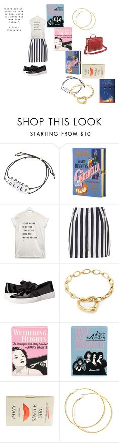 """Hopeless Romantic"" by alisafranklin on Polyvore featuring Venessa Arizaga, Olympia Le-Tan, Michael Kors, Tiffany & Co. and Kate Spade"