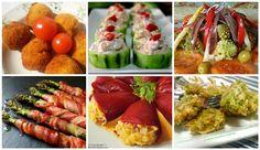 Recetas fáciles de verduras y hortalizas. Receta para que todos coman verduras y hortalizas como tomate, pimientos, espárragos, pepino y muchas más